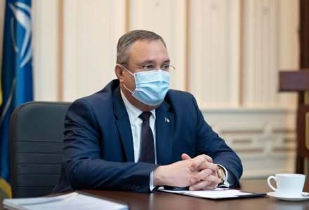 Nicolae Ciucă dă startul demisiilor la Palatul Victoria