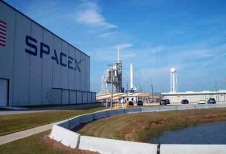 Testarea unei noi rachete a SpaceX, anulată cu 1,3 secunde înainte de lansare