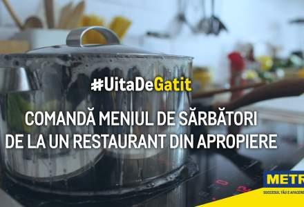 (P) METRO România te îndeamnă să comanzi meniul de Crăciun de la restaurantele preferate