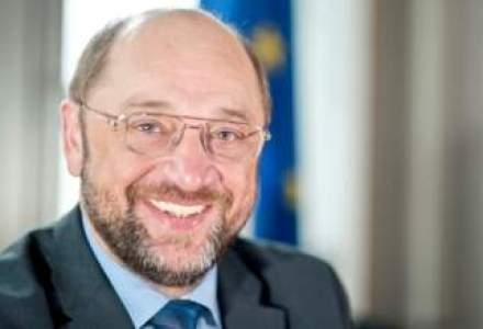 Martin Schulz: Am fost surprins de observatiile lui Basescu, o sa il intreb personal ce a vrut sa spuna