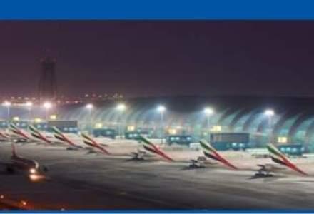 Aeroportul Dubai devanseaza Heathrow si ajunge cel mai important din lume