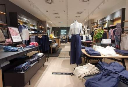Retailerul de fashion MARC O'POLO deschide cel mai mare magazin din România