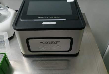 Spitalul Județean Călărași a primit un analizor Real Time PCR