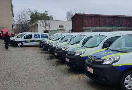 Poşta Română a achizitionat 15 autoutilitare electrice destinate poştei de curierat rapid Prioripost