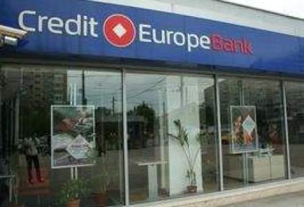 Credit Europe Bank lanseaza un depozit cu dobanda progresiva