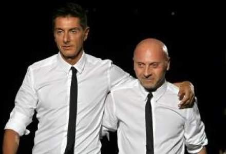 Creatorii casei de moda Dolce&Gabbana au fost condamnati pentru o frauda de 200 mil. euro
