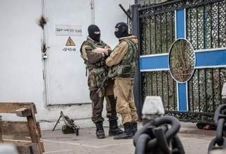 Tensiunile escaladeaza in Ucraina: Armata a lansat un atac asupra rebelilor din Slaviansk