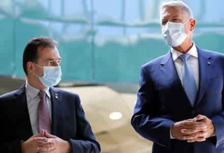 Iohannis se întâlnește cu Orban pentru a discuta despre formarea noului guvern