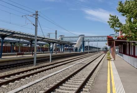 Alstom anunță finalizarea proiectului de electrificare feroviară Simeria-Vintu
