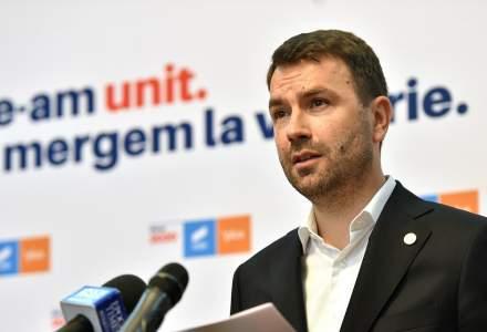 Cine este Cătălin Drulă, propunerea USR PLUS pentru șefia Camerei Deputaților