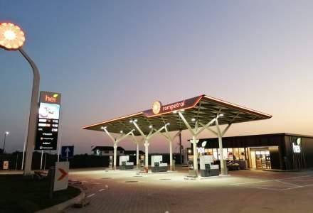 FIEKR a inaugurat o nouă benzinărie. În total au fost deschise 10 noi stații Rompetrol anul acesta