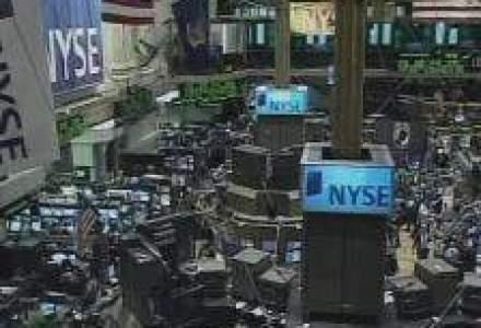 Bursele din SUA au inchis pe verde