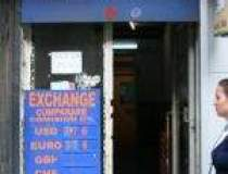 Currency exchange rate edges up