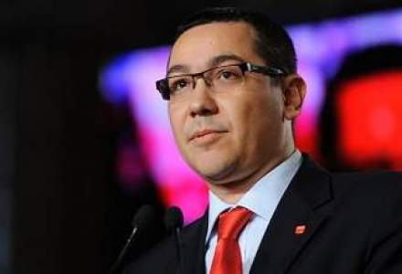 Victor Ponta: Anuntul privind o eventuala candidatura a mea la Presedintie il voi face la Targu Jiu