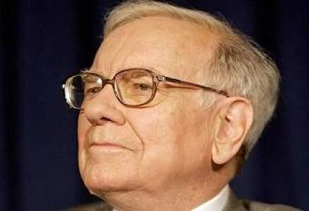 Profitul conglomeratului Berkshire, condus de Warren Buffett, a scazut in primul trimestru