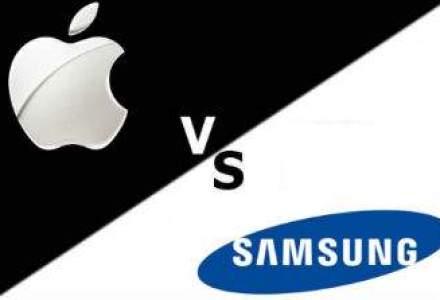 Samsung a incalcat licente ale Apple si trebuie sa plateasca americanilor 120 milioane de dolari