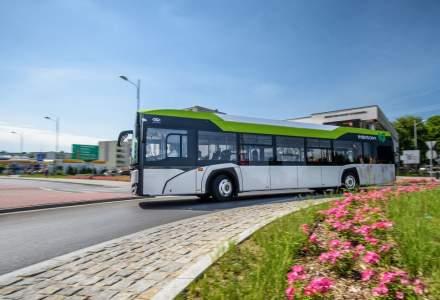 Solaris va livra încă 10 autobuze hibrid în România