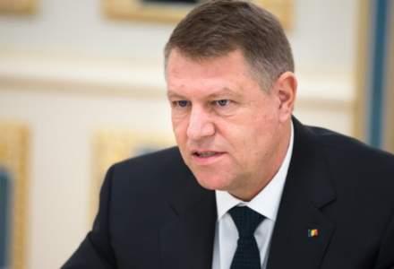 Iohannis: Dacă PNL, USR PLUS şi UDMR se înţeleg şi vin cu o propunere o voi accepta