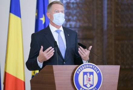 Klaus Iohannis: AUR este o formațiune care nu prea știe ce face în politică