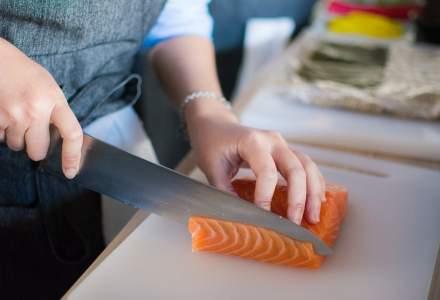 Studiu: Circa 25% dintre români consumă mai mult pește decât acum cinci ani