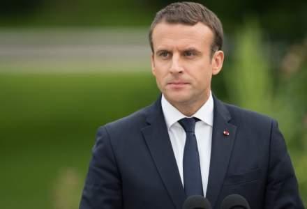 Președintele Emmanuel Macron, confirmat pozitiv cu COVID-19