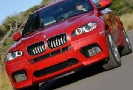 BMW X6 M si X5 M, disponibile pentru comenzi din august