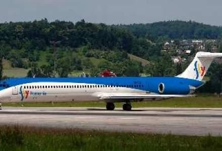 Operatorul aerian Fly Romania lanseaza o noua ruta spre Italia