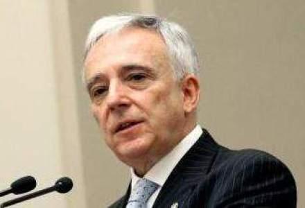 Mugur Isarescu: Pe Ghetea nu-l schimba de la CEC Bank, il promoveaza