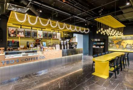 Ted's Coffee deschide două noi cafenele în România
