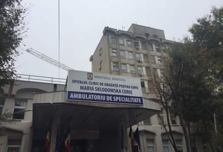 IMMOFINANZ și Asociația Zi de Bine donează 10.000 euro copiiilor de la Spitalul Marie Curie
