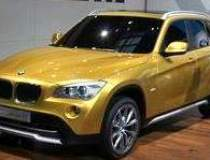 Crossover-ul BMW X1 apare in...