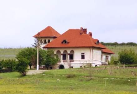 Vitis Metamorfosis a achizitionat un conac din Buzau pentru aproape 100.000 euro
