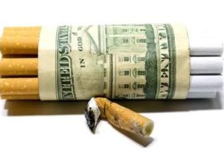 Serie neagra pentru producatorii de tigari: contrabanda continua sa creasca