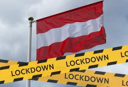După Crăciun, Austria va institui încă o carantină totală