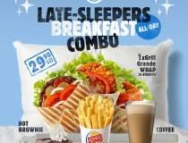 Burger King lansează un nou...