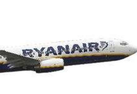 Ryanair, la primele pierderi din istoria companiei