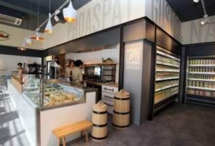 Olandezii de la FrieslandCampina revitalizeaza brandul Napolact la el acasa. Investitie de 100.000 euro intr-un nou magazin