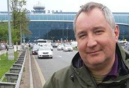 """Nervozitate la Moscova: Rogozin: """"Da, domnilor romani, va vom explica cine sunteti si ce credem despre voi"""""""
