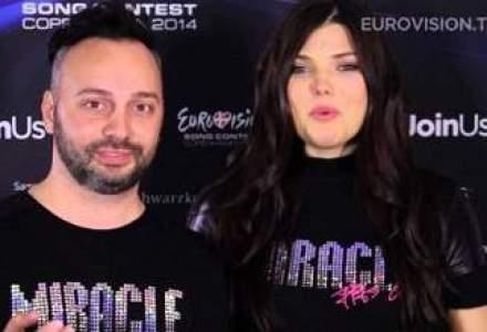 Paula Seling, in finala Eurovision: Am dat toata pasiunea de care sunt in stare, pentru toti romanii