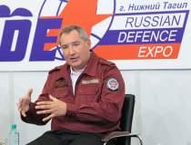 Rogozin afirma ca a adus la...