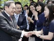 Presedintele Samsung,...