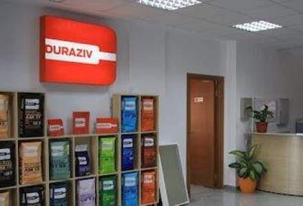 Duraziv: Vanzarile de adezivi si vopsele, cresteri de peste 20% in primele patru luni