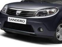 Dacia Sandero, construita in...