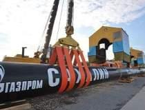 Gazprom ameninta ca opreste...
