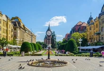Timişoara va fi Capitală Europeană a Culturii în 2023