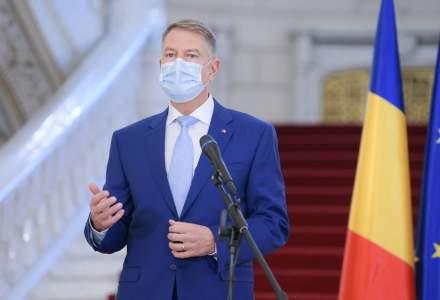Klaus Iohannis: Campania de vaccinare va începe pe 27 decembrie în România