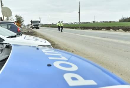 Poliţist din Otopeni, descoperit împuşcat în cap într-o mașină