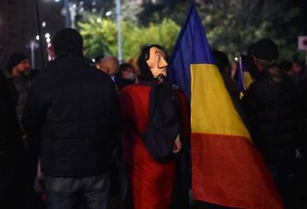 Sindicaliștii protestează pentru salariu minim pe economie de 2.400 de lei brut