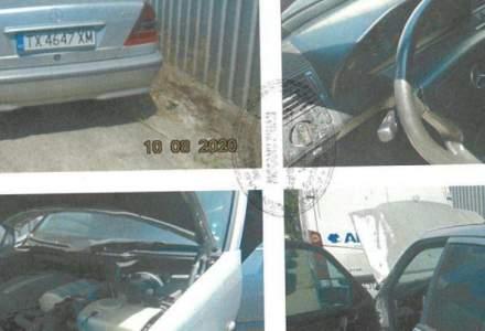 Noi mașini au fost scoase la vânzare de către ANAF în decembrie. Două mașini costă sub 100 euro