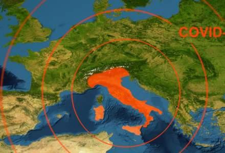 Turismul din Italia s-a prăbușit în 2020
